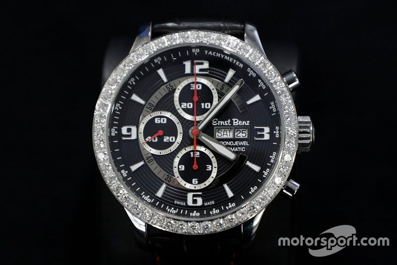 Coca-Cola 600 winner's watch