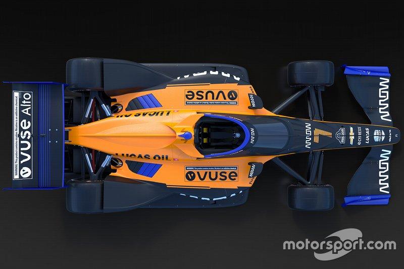 Презентация болида Arrow McLaren
