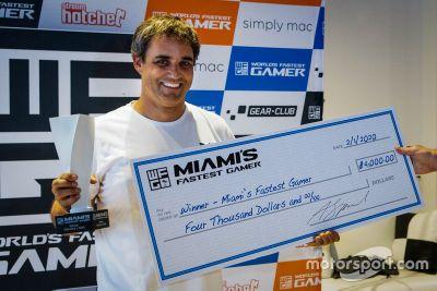 Miami's Fastest Gamer