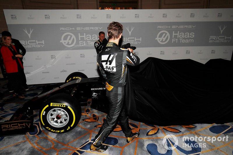 Ромен Грожан, Haas F1 Team, Кевін Магнуссен, Haas F1 Team