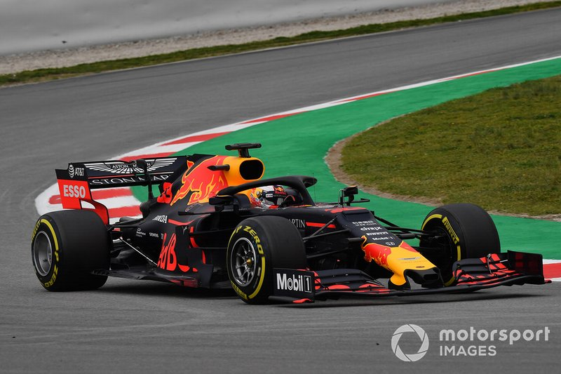 Макс Ферстаппен, Red Bull Racing RB15