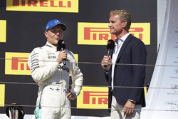 3. Valtteri Bottas, Mercedes AMG F1, mit David Coulthard, Channel 4