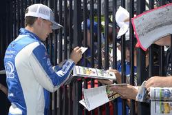 Trevor Bayne, Roush Fenway Racing Ford