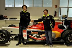 Ralph Boschung y Adrián Campos, Campos Racing