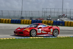 #72 Wide World of Cars Ferrari 488 Challenge: Joe Courtney
