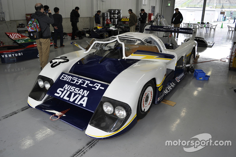 マーチ83G・日産(March83G Nissan)