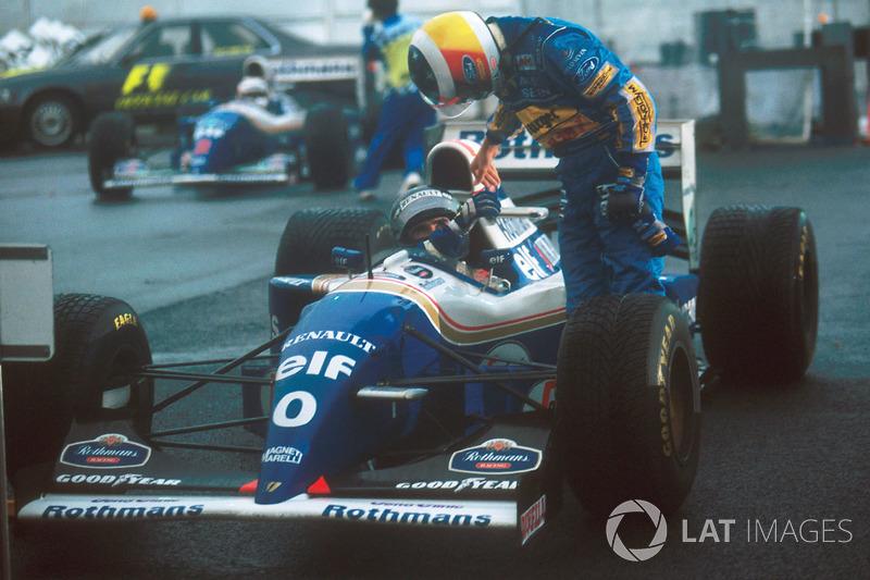 1994: Williams-Renault FW16B