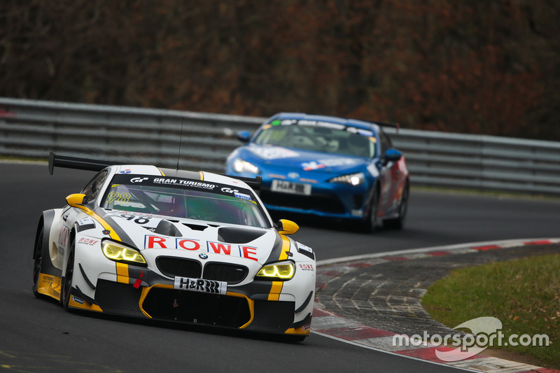 Markus Palttala, Nick Catsburg, Richard Westbrook, ROWE Racing, BMW M6 GT3