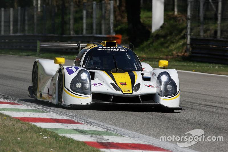 #15 RLR Msport, Ligier JS P3 - Nissan: John Farano, Morten Dons, Alex Kapadia