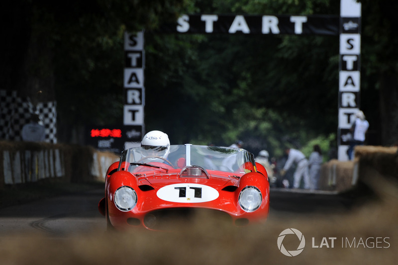 Ferrari 250 William Connor