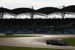 Валттері Боттас, Льюіс Хемілтон, Mercedes AMG F1 W08