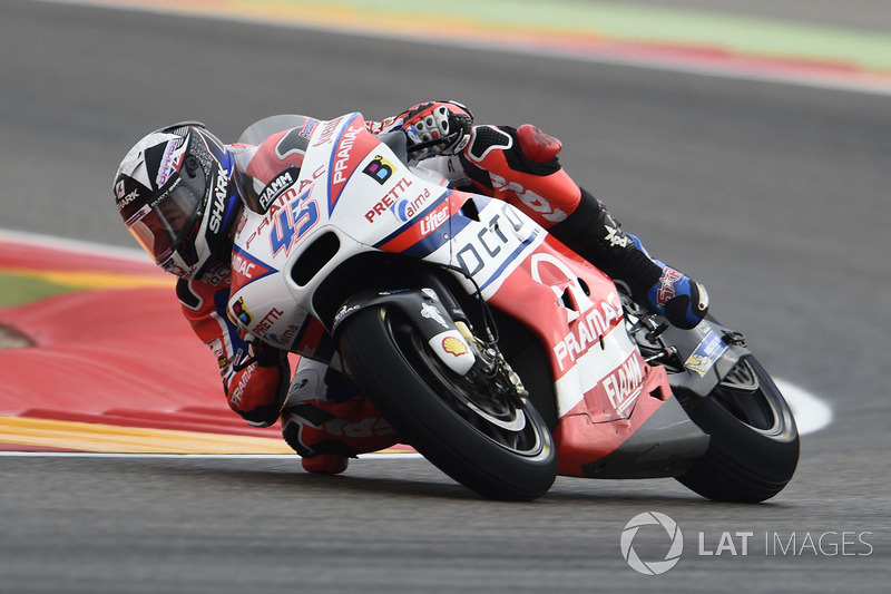 22. Scott Redding, Pramac Racing
