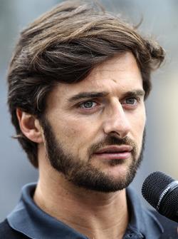 #4 ByKolles Racing, CLM P1/01: Marco Bonanomi