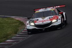ジェンソン・バトン(Jenson Button/#16 MOTUL MUGEN NSX-GT)