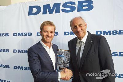 Rosberg DMSB award