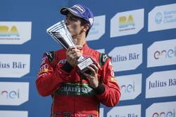 Podio: tercer lugar Lucas di Grassi, ABT Schaeffler Audi Sport