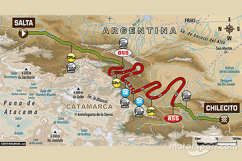 Stage 9: Salta - Chilecito