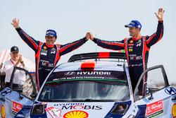 Terceros, Dani Sordo, Marc Marti, Hyundai i20 WRC, Hyundai Motorsport