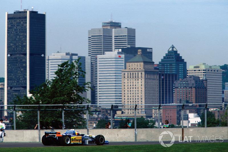#9 GP du Canada 1995 (Benetton B195)