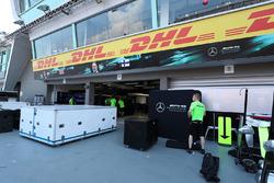 Бокси Mercedes AMG