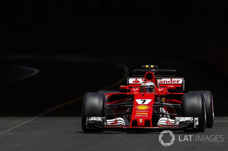 2. Kimi Räikkönen, Ferrari SF70-H