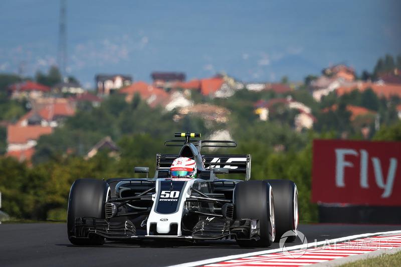 25 місце — Антоніо Джовінацці, Sauber/Haas — 0