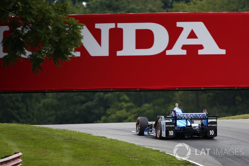 Tony Kanaan, Chip Ganassi Racing Teams