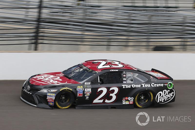 Corey LaJoie, BK Racing Toyota