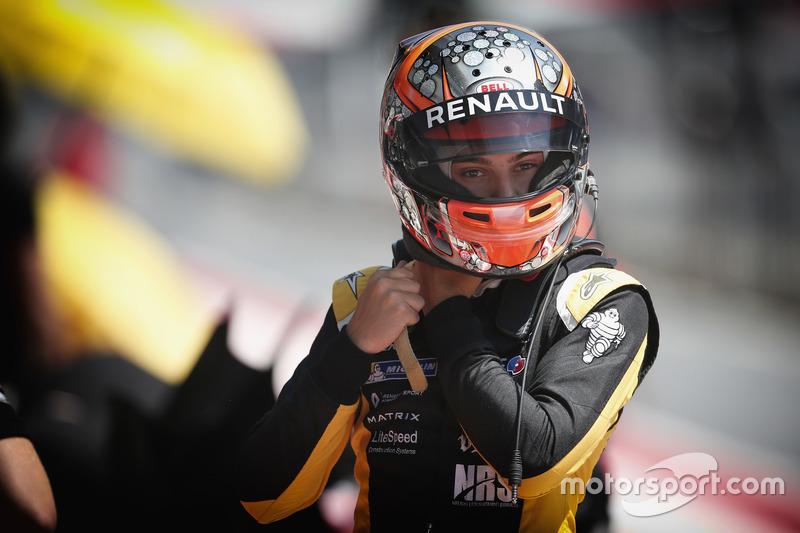 Max Fewtrell, Tech 1 Racing