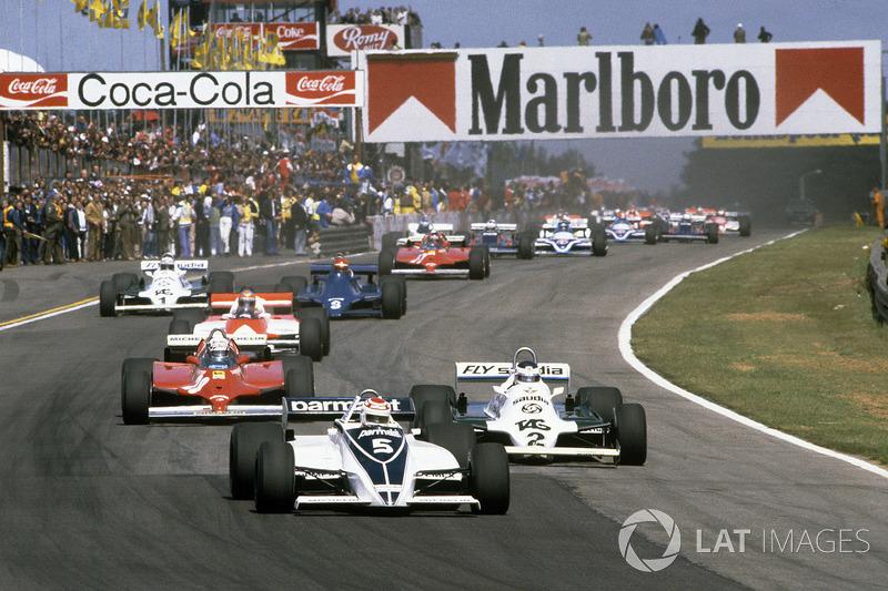 Гран При Бельгии принимали три трассы: кроме «Спа-Франкоршама», гонки Ф1 проходили на «Зольдере» и «Нивель-Болере»