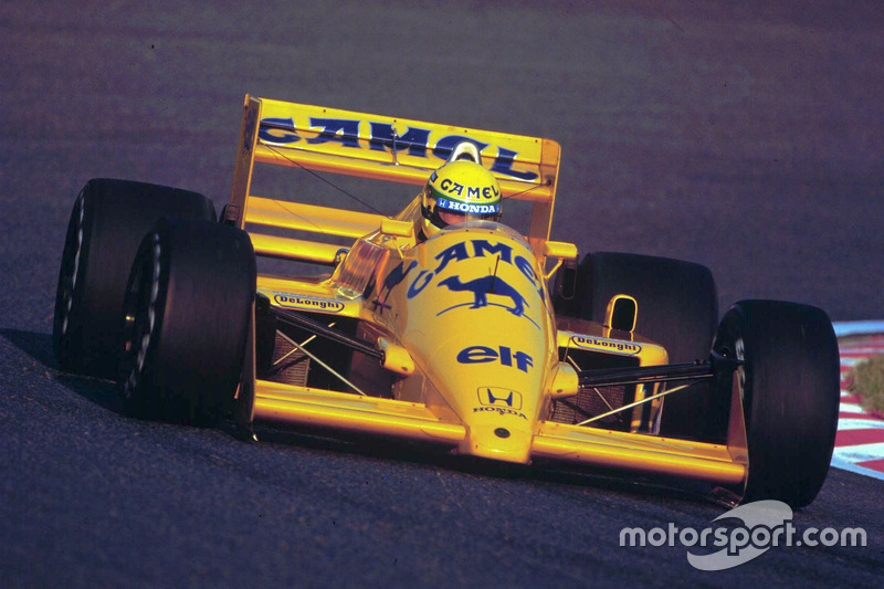 Айртон Сенна, Lotus Honda 99T