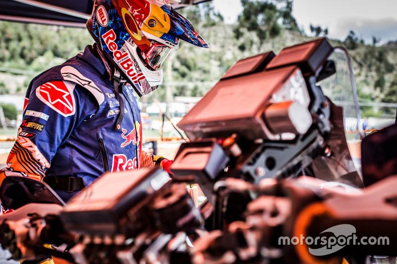 #14 Red Bull KTM Factory Racing: Sam Sunderland