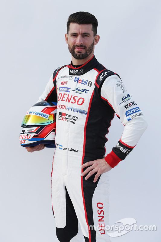 Jose Maria Lopez, Toyota Racing
