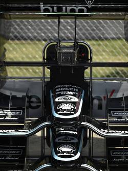 Josef Newgarden, Team Penske Chevrolet nose piece