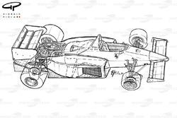 Ferrari 126C4 1984 detailed overview