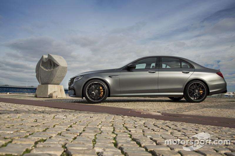 Mercedes E63 AMG 4Matic S