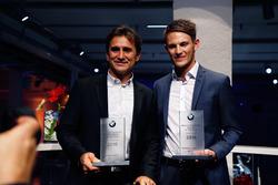Alex Zanardi and Marco Wittmann, BMW Team RMG