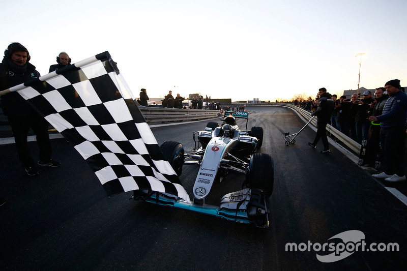 Motorsport  la celebración en Sindelfingen