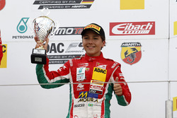 Podium: 3. Enzo Fittipaldi, Prema Powerteam