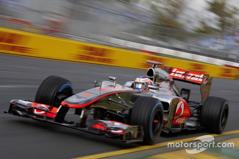 2012 - McLaren MP4-27 (moteur Mercedes)