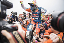 Ganador moto Matthias Walkner, Red Bull KTM Factory Team