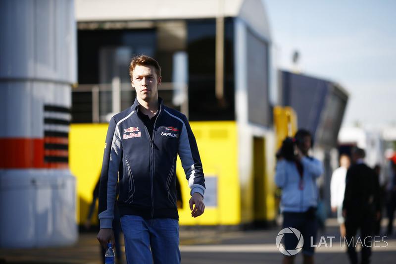 Возвращение в Toro Rosso