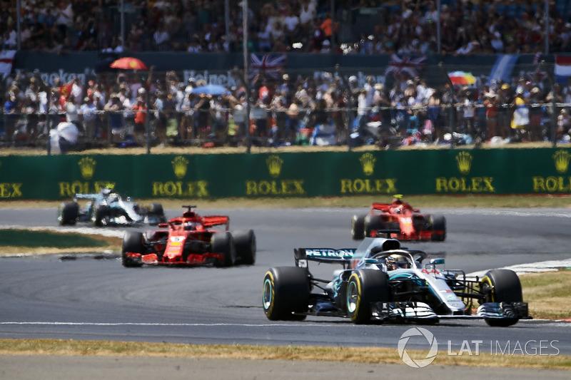 Mercedes 2013'ten sonra ilk kez