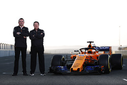 Ерік Бульє, Zak Brown, McLaren