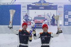 Такамото Катсута и Марко Салминен, Ford Fiesta R5, Tommi Mäkinen Racing