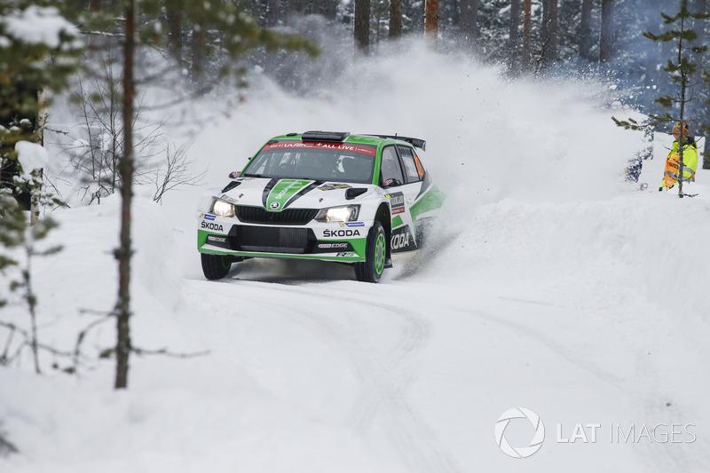 Ole Christian Veiby, Stig Rune Skjaermoen, Skoda Fabia R5