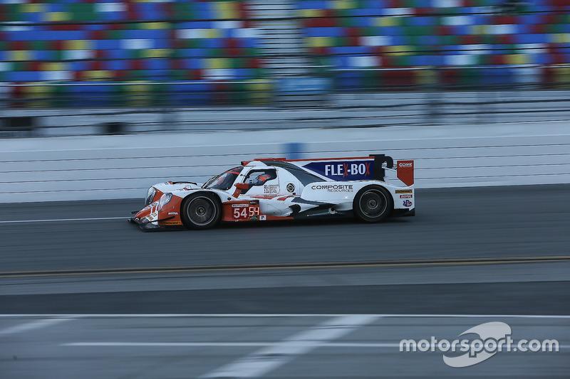 15º #54 CORE autosport ORECA: Colin Braun (LMP2)