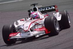 Franck Montagny, Super Aguri SA05-Honda