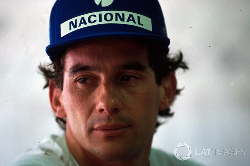Ayrton Senna (1988, 1990 et 1991)