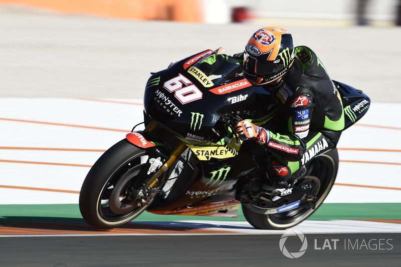 17. Michael Van Der Mark, Monster Yamaha Tech 3